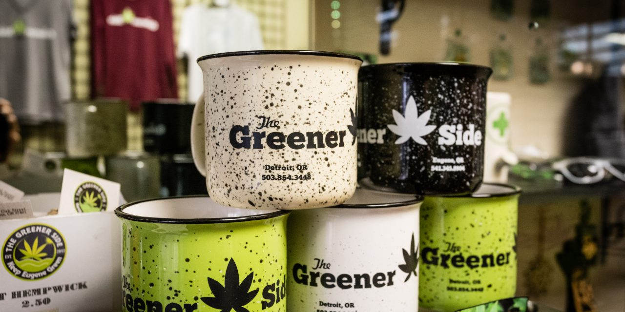 The Greener Side: Eugene's Longest Running Dispensary