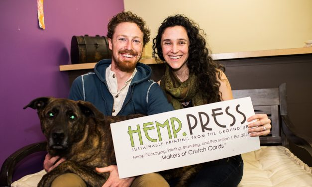 Hemp Press: Saving the World One Sheet at a Time